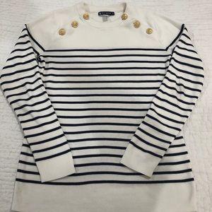 Petit Bateau Nautical Sweater